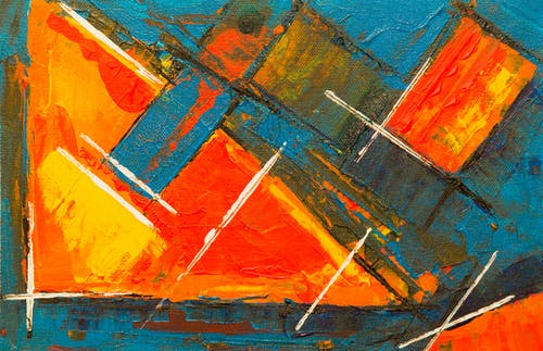 Бесплатное стоковое фото с Абстрактная живопись, абстрактный, Абстрактный экспрессионизм, акриловая краска