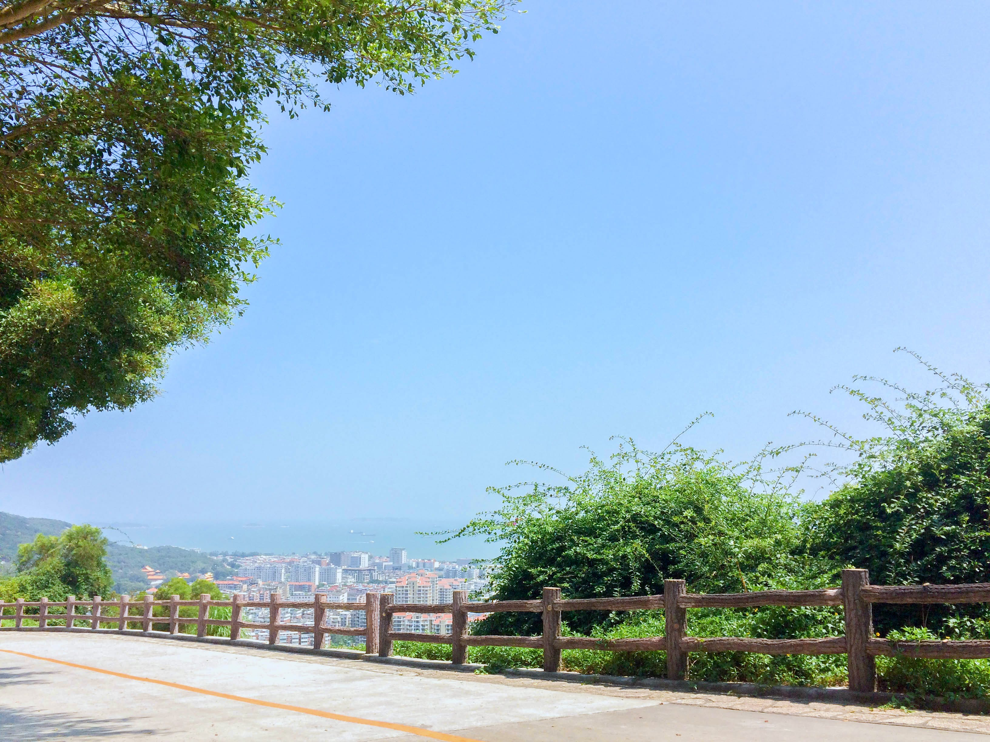 Free stock photo of blue sky, HD wallpaper, road, sea