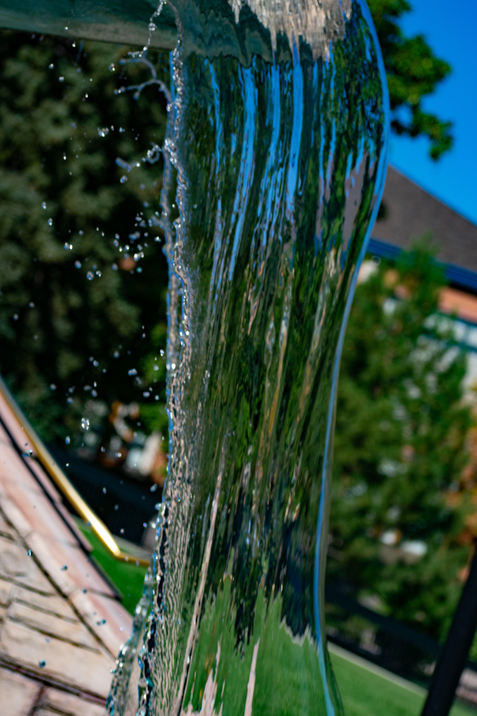 Free stock photo of blue, daytime, drip, drop