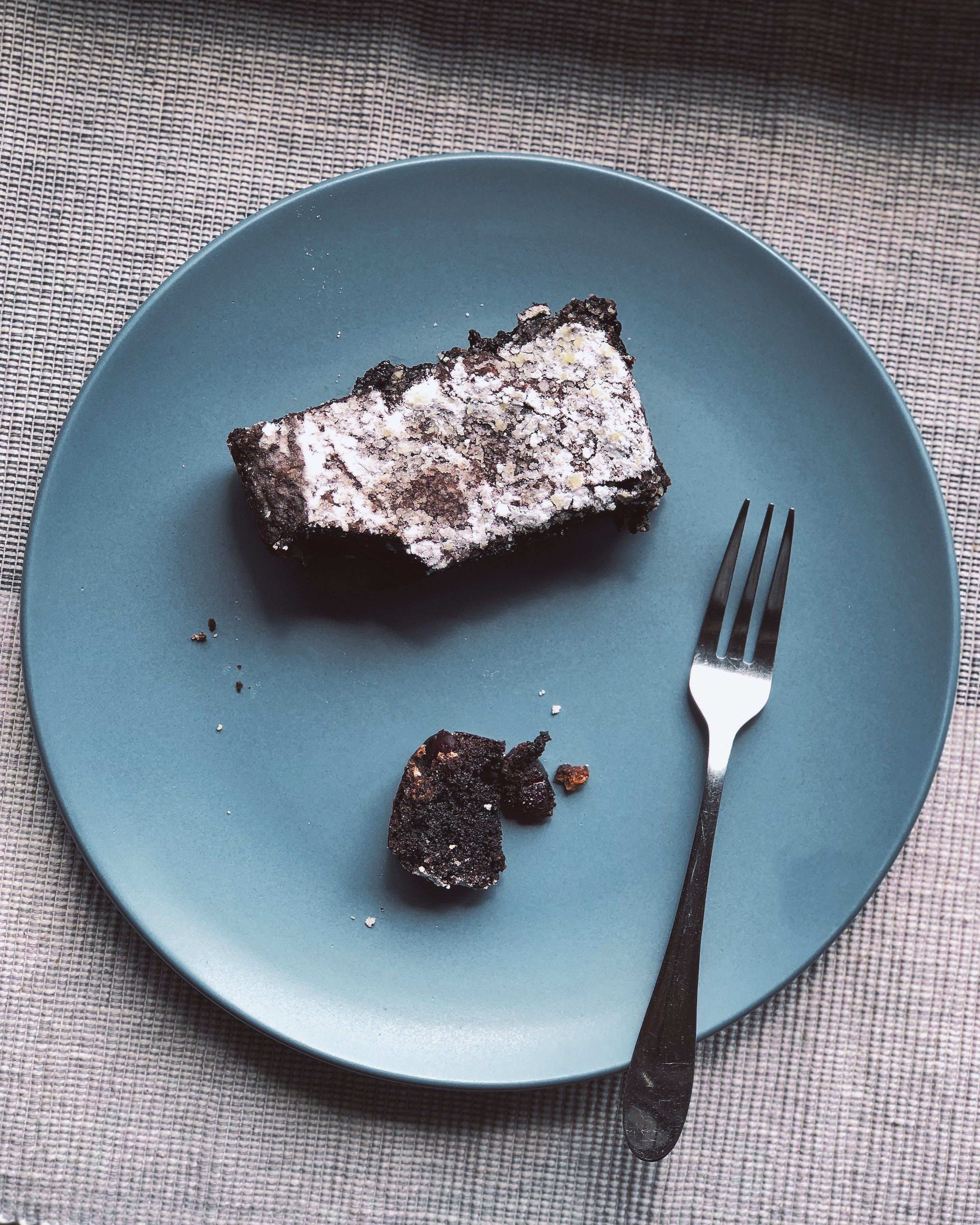 Δωρεάν στοκ φωτογραφιών με γλυκά, διχάλα, κέικ, νοστιμότατος
