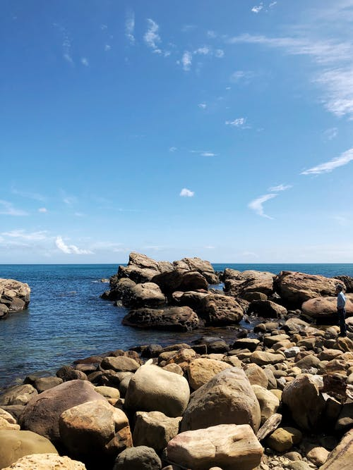 Základová fotografie zdarma na téma pobřeží, východní čínské moře