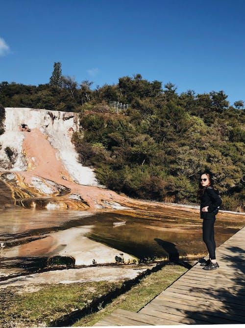 Základová fotografie zdarma na téma geotermální energie, scenérie, síra