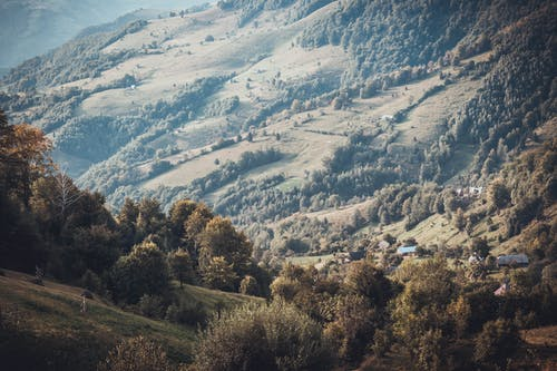 Gratis arkivbilde med ås, dagslys, landskap, miljø