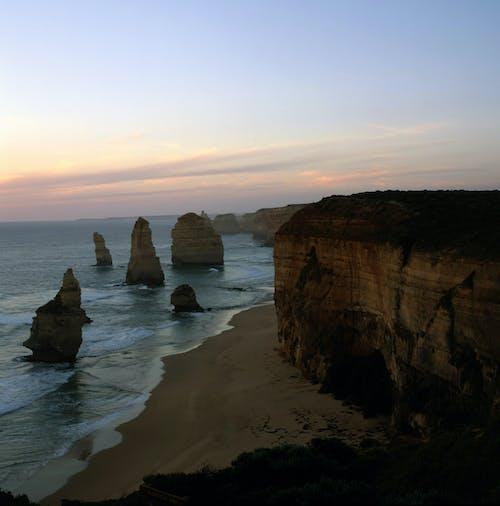 Free stock photo of australia, beach, famous landmark, melbourne