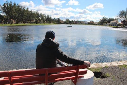 Kostnadsfri bild av lagoa, mar, paisagem