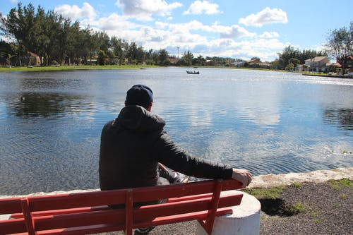 Gratis lagerfoto af lagoa, mar, paisagem