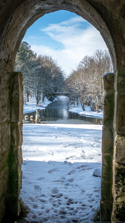 Free stock photo of arch, bridge, hardwick park, poseidon