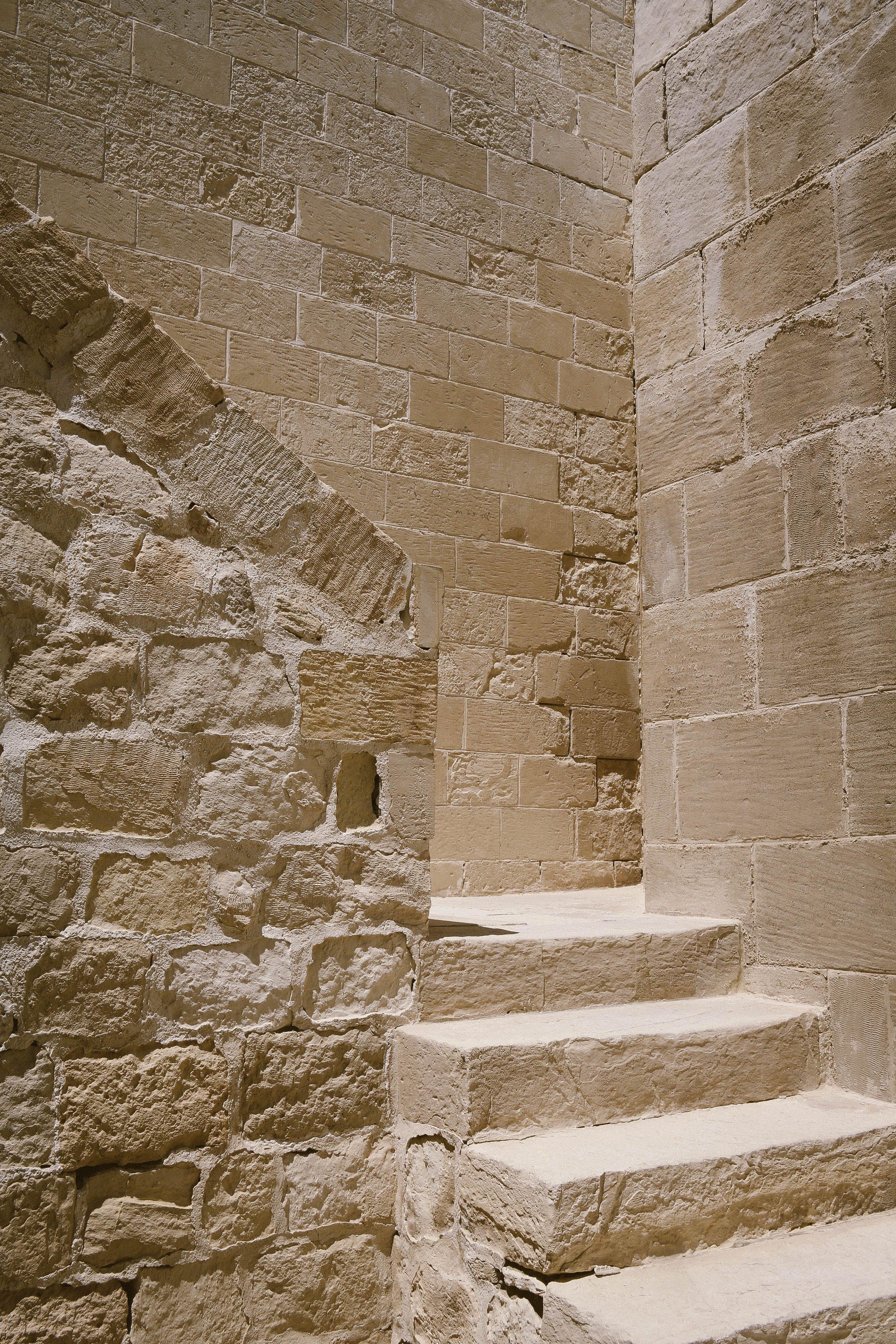 岩石, 樓梯, 石, 石灰石 的 免費圖庫相片