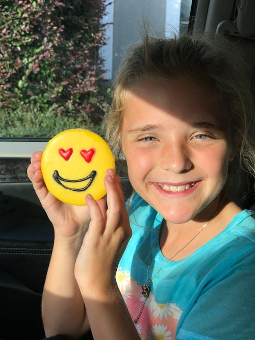 Free stock photo of smile
