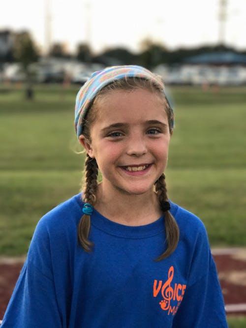 Free stock photo of girl, smile
