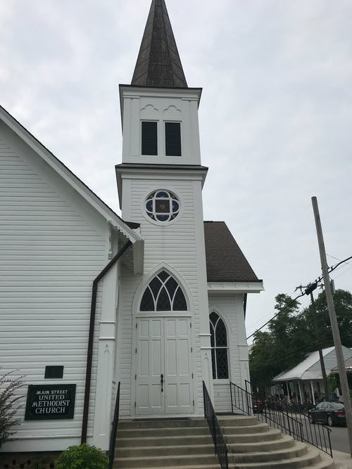 Free stock photo of church building