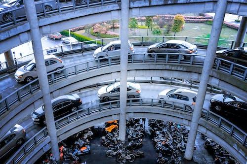 Foto profissional grátis de automóvel, estacionamento, ikea