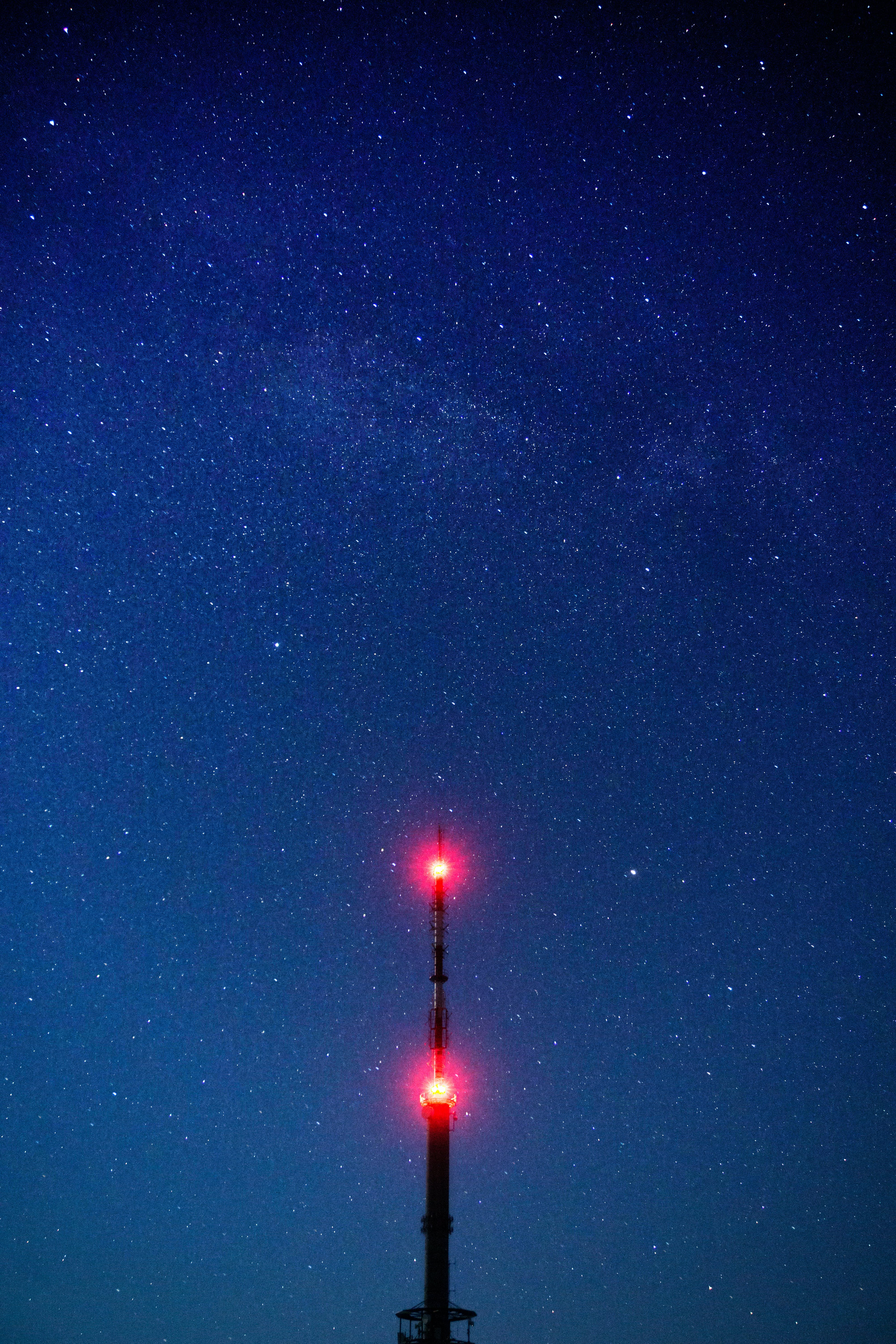 Free stock photo of germany, night, red, sky