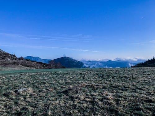 Fotobanka sbezplatnými fotkami na tému Francúzsko, hora, modrá, modrá obloha