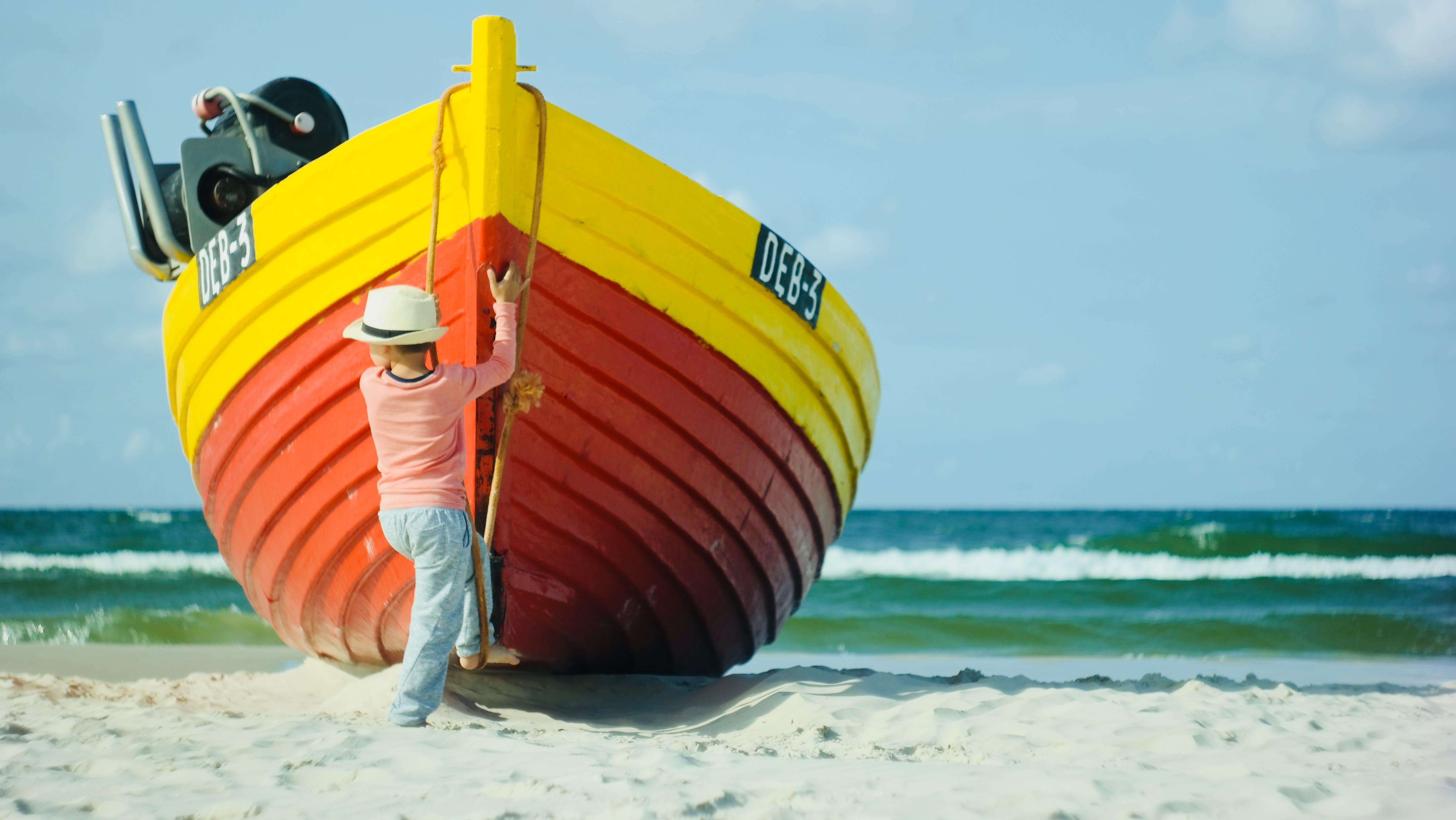Free stock photo of sea, beach, holiday, vacation