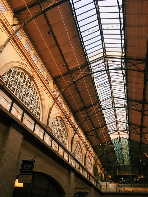 Free stock photo of architecture, ceiling, ferry, ferry building
