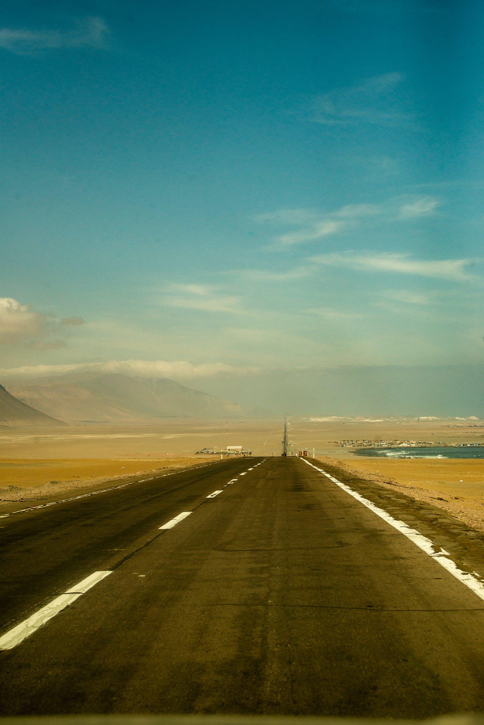 Základová fotografie zdarma na téma Chile, chilský, ruta, sever