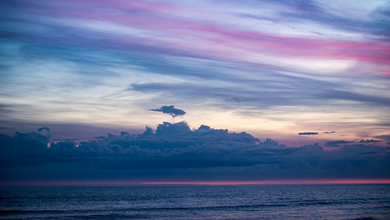 Základová fotografie zdarma na téma denní světlo, HD tapeta, horizont, mac tapeta