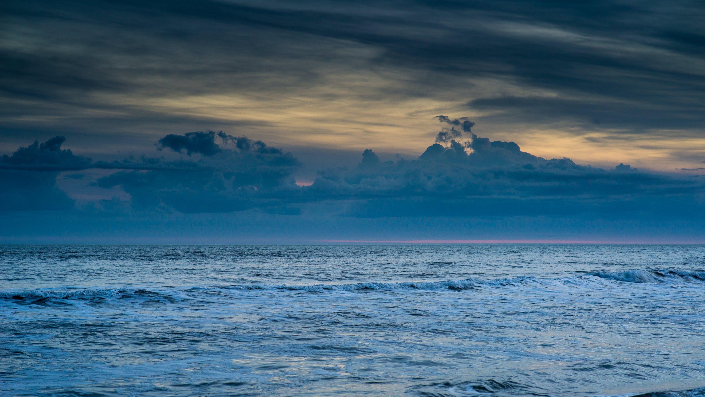 Free stock photo of sea, sky, sunset, cloud