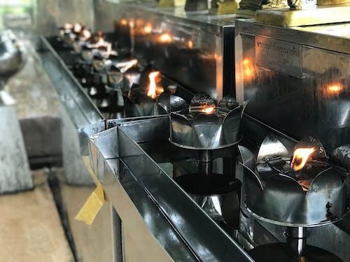 Imagine de stoc gratuită din Bangkok, lumânare, lumânare de ceară