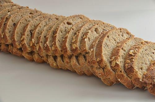 Kostnadsfri bild av bakning, bröd, flingor, hel
