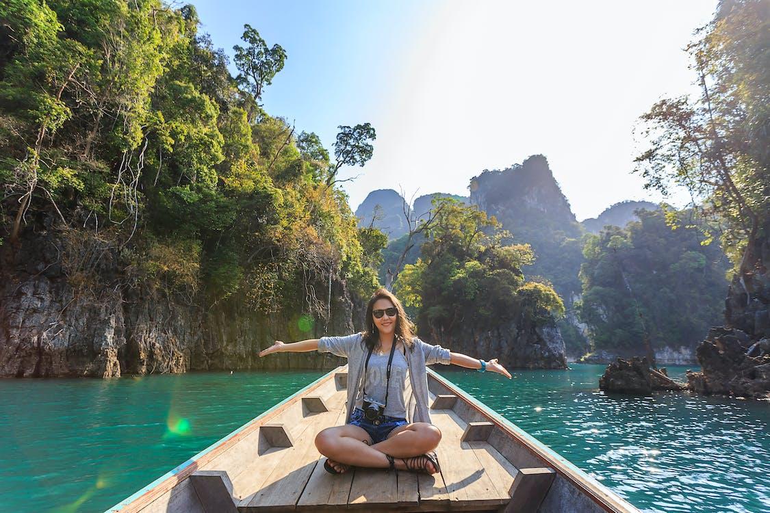 Безкоштовне стокове фото на тему «авантюрист, азіатська жінка, безтурботний»