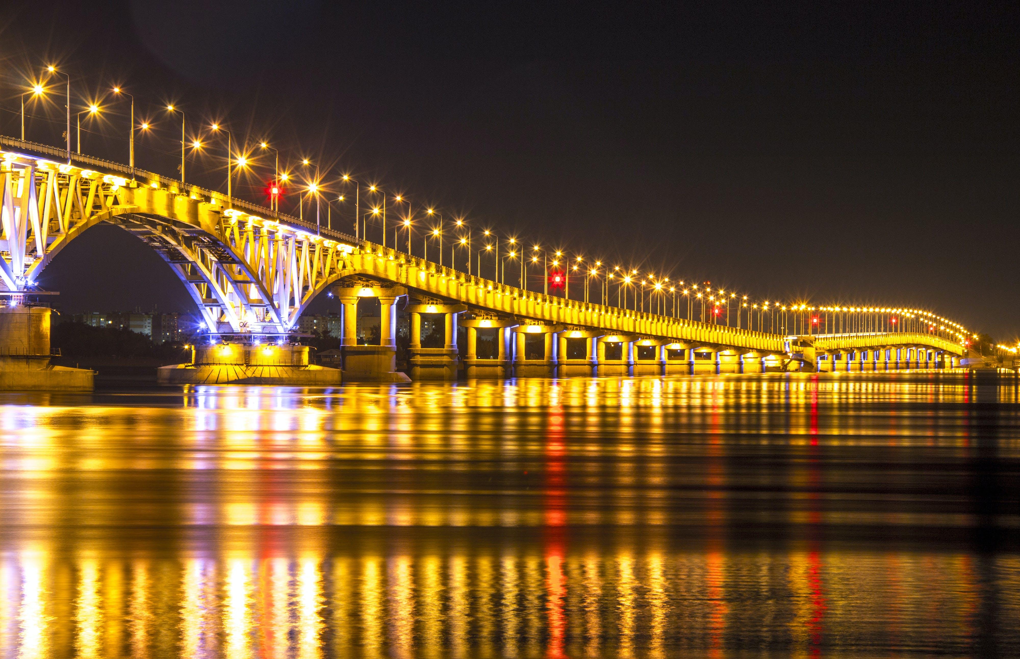 Free stock photo of bridge, city, free images, free photo