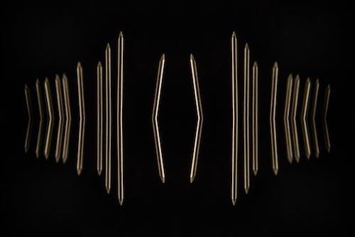 Imagine de stoc gratuită din creioane, granit, negru
