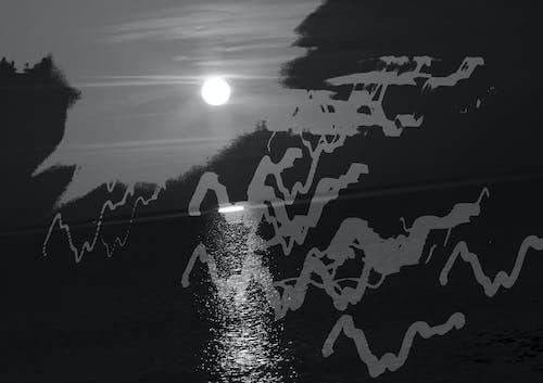 Imagine de stoc gratuită din alb-negru, artă, minimalist, murdar