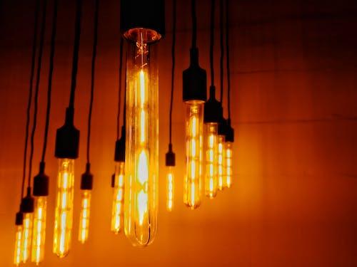 Foto stok gratis bohlam, cahaya