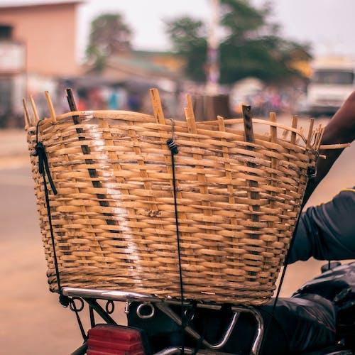 Kostnadsfri bild av gata, motorcykel