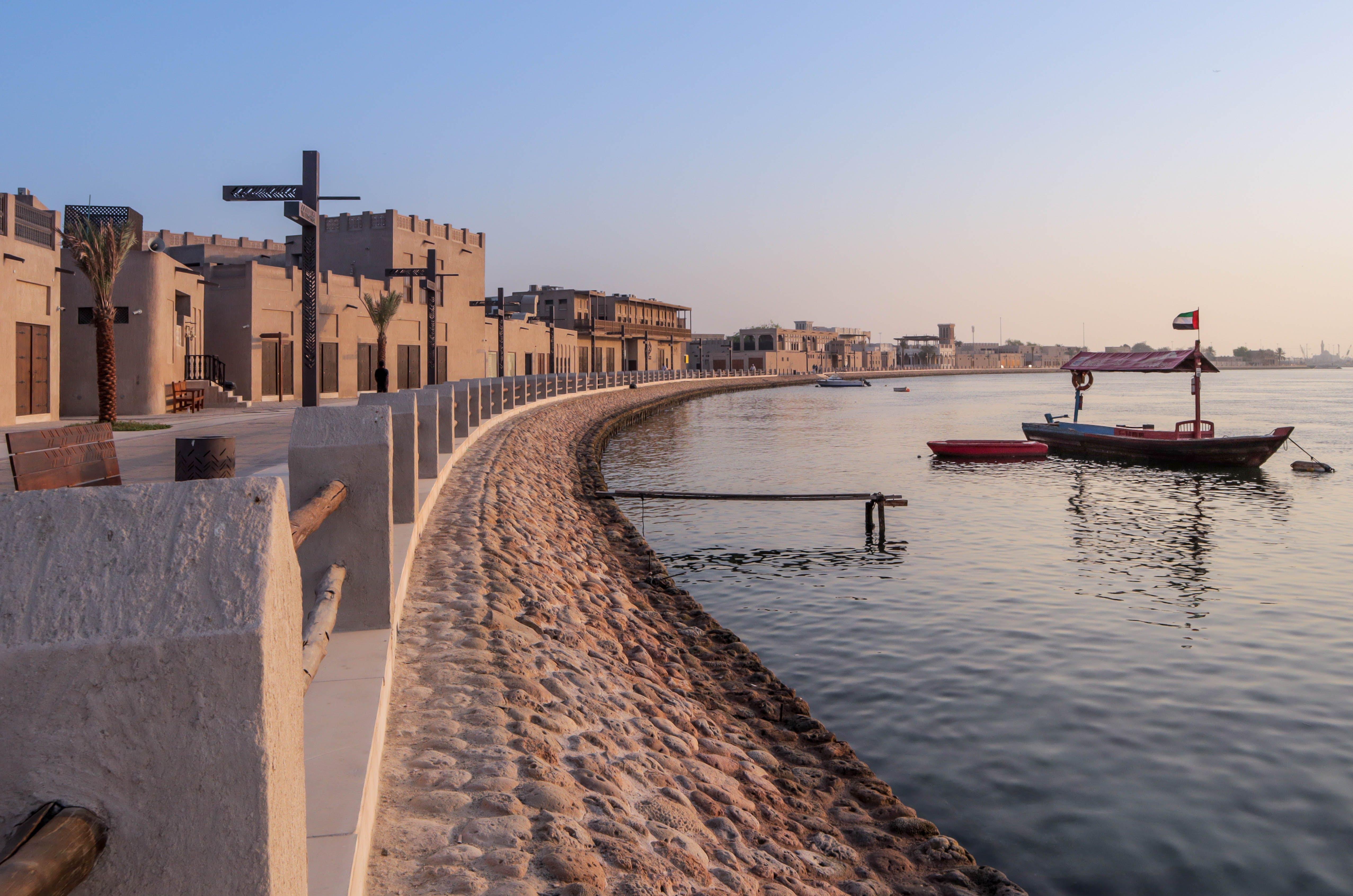 Gratis lagerfoto af både, Canon, Dubai, dubai creek