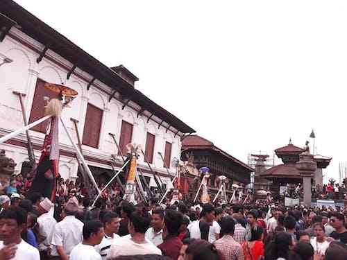 Foto profissional grátis de bhaktapur, Nepal