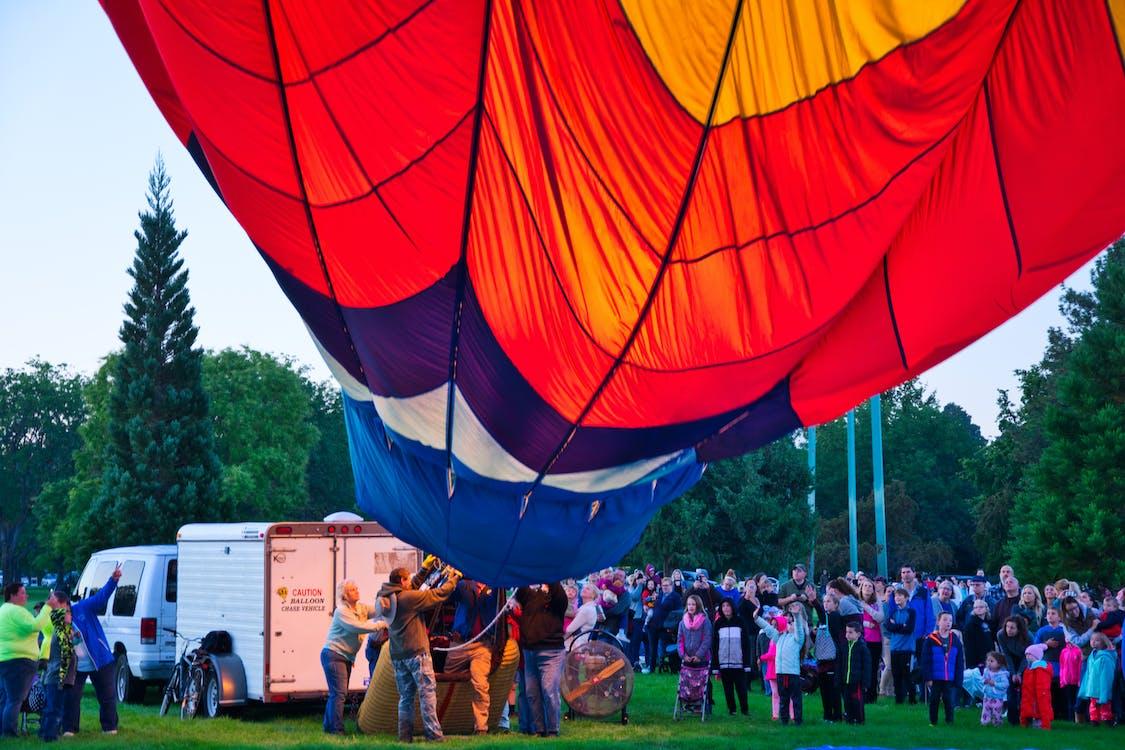 balon, balon udara, istri