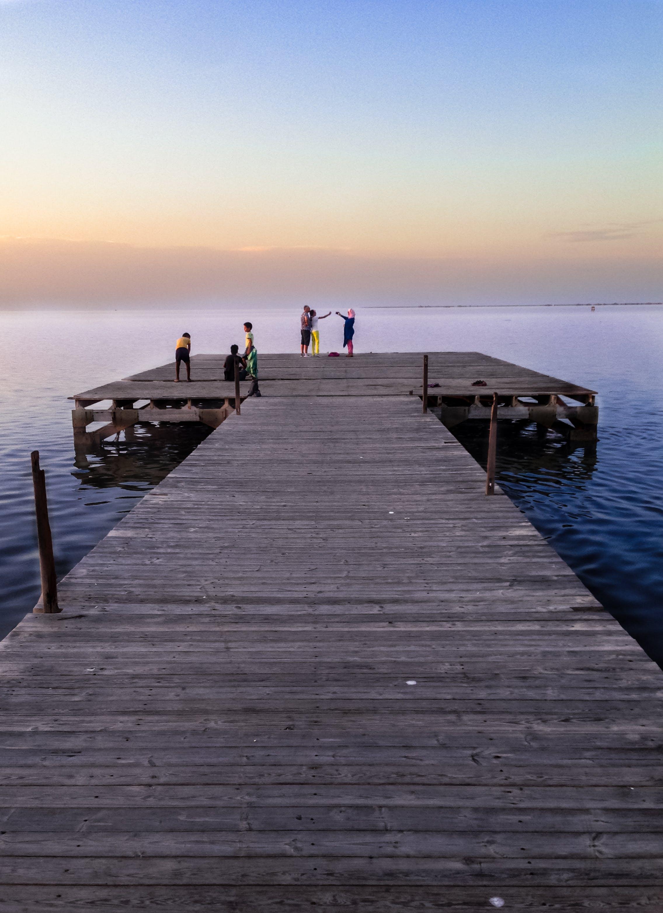 Free stock photo of djerba, island, lake, tunisia