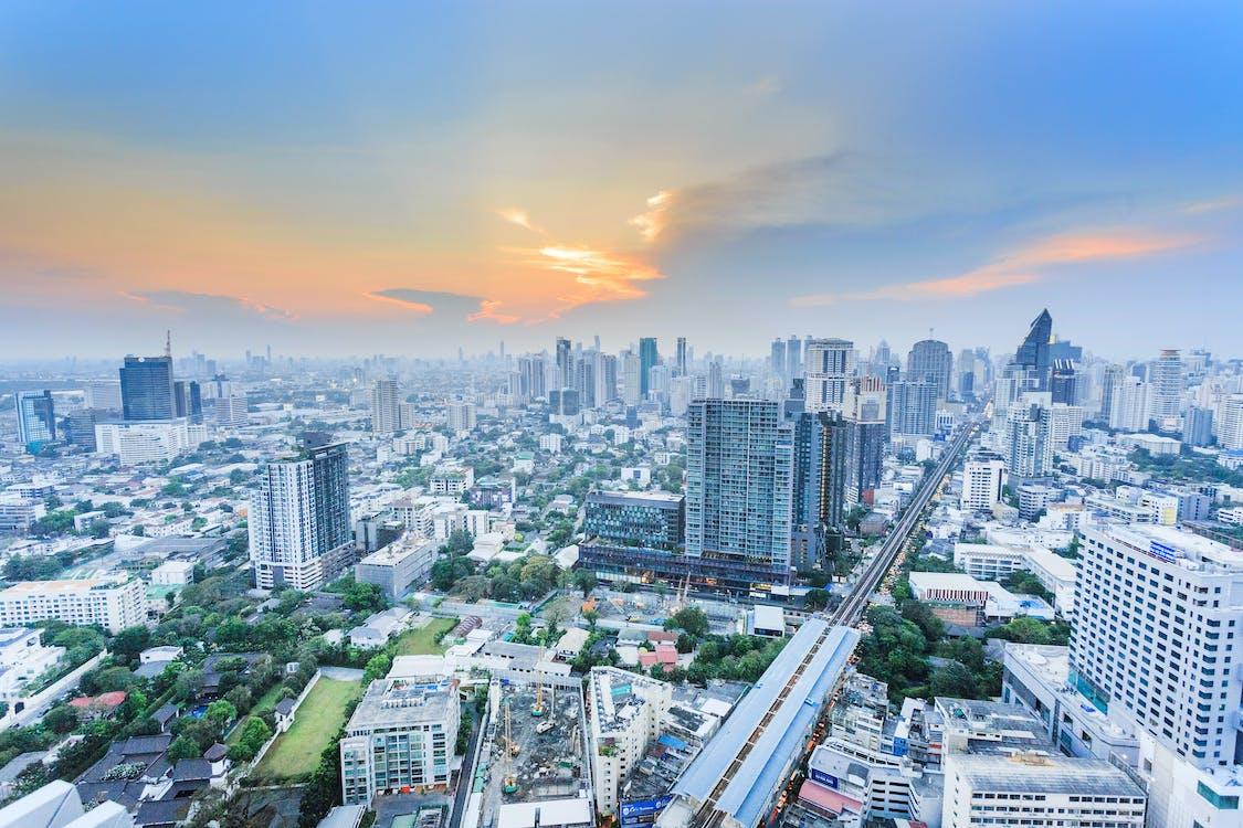 Bangkok, Asia, Tailandia