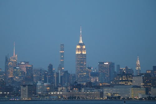 Free stock photo of building, empire state building