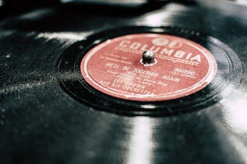 Ilmainen kuvapankkikuva tunnisteilla äänittää, fonografi, lähikuva, levy