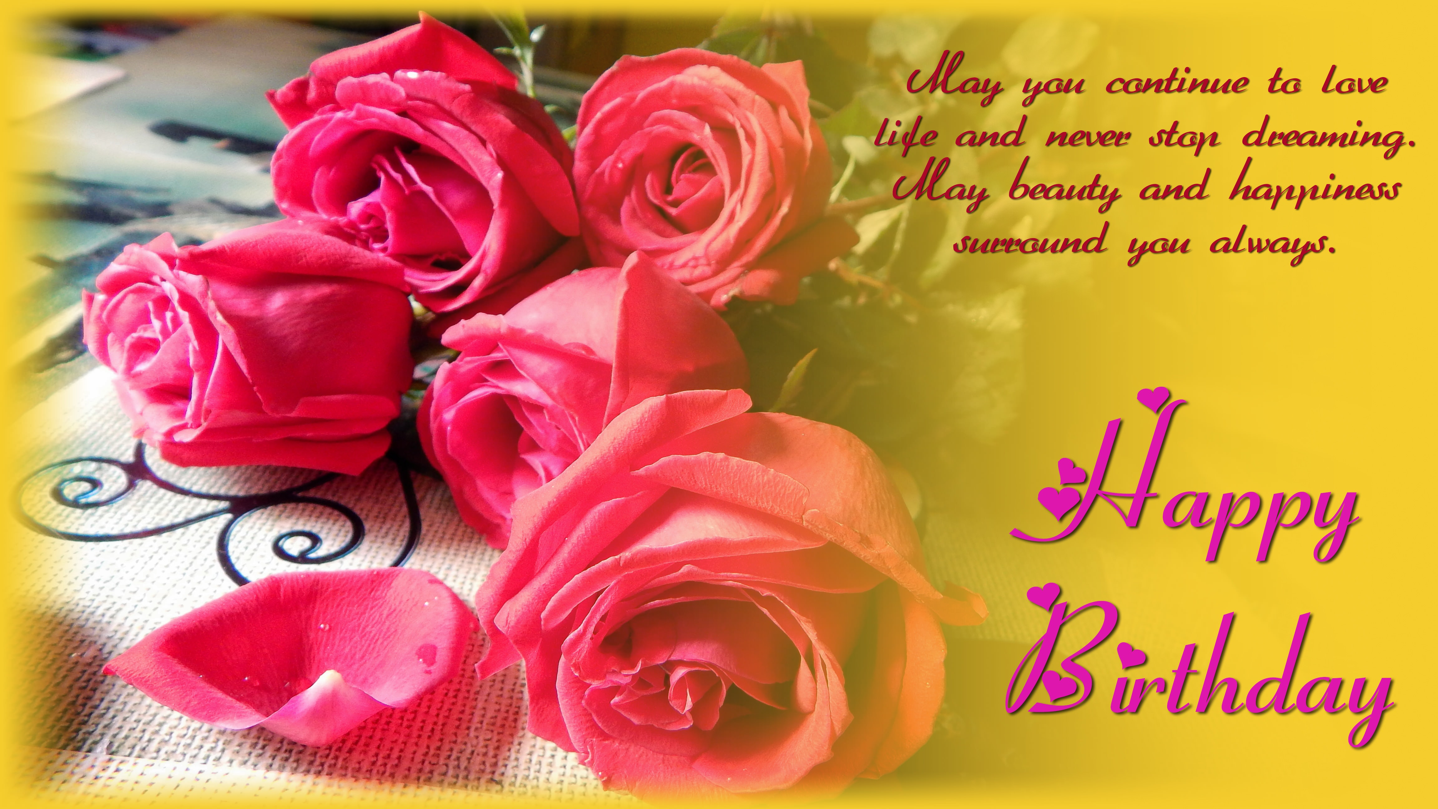 Free stock photo of beautiful flowers birthday happy birthday free download izmirmasajfo