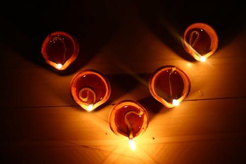 Бесплатное стоковое фото с deepawali, diyas, дивали, дийа