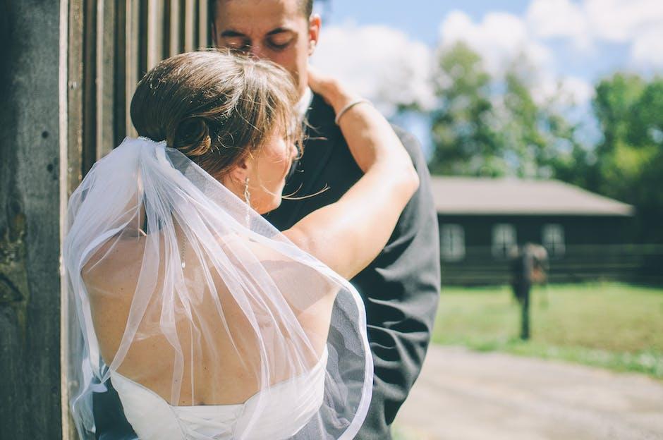 bride, couple, girl