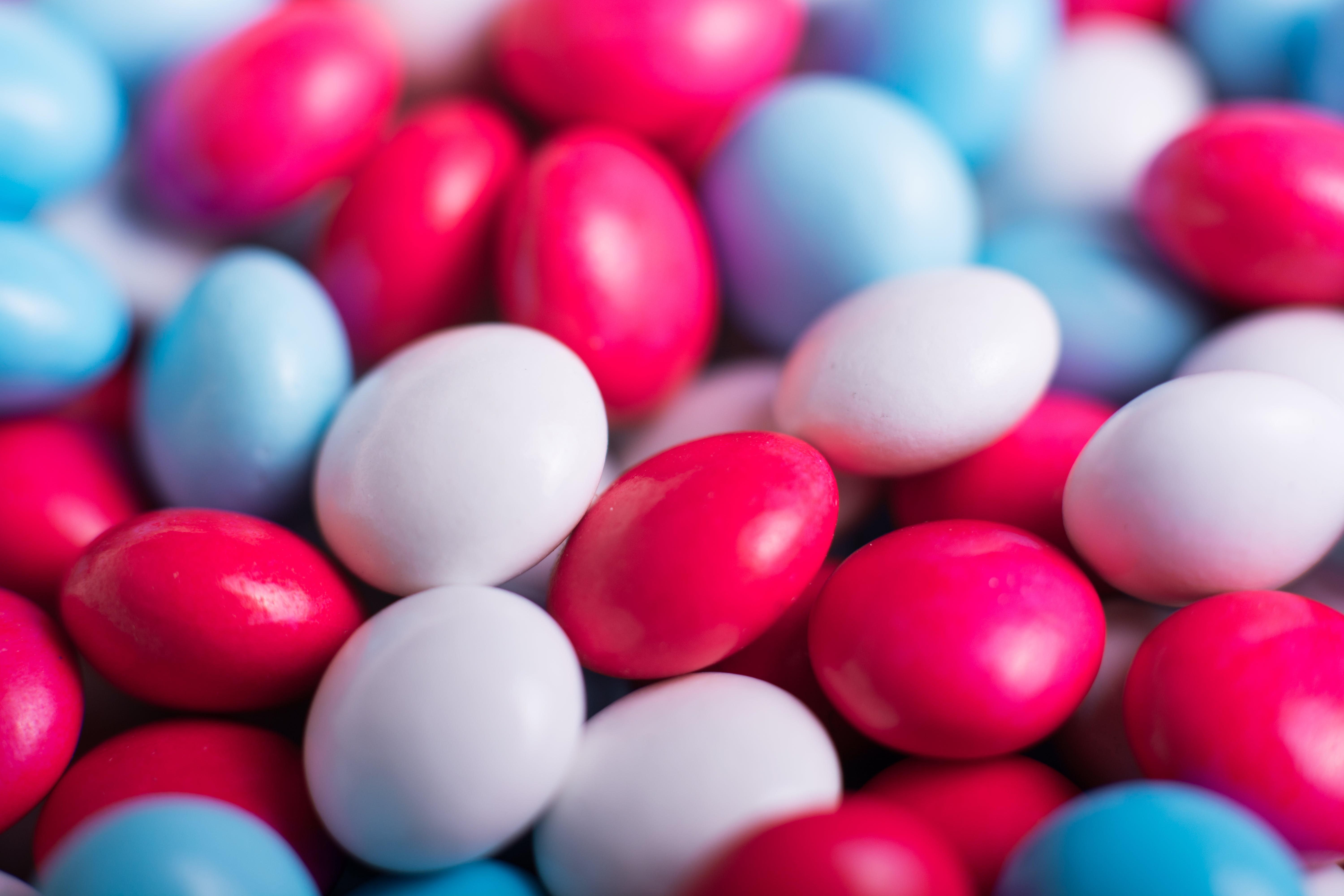 Close-up Photography Of Candies