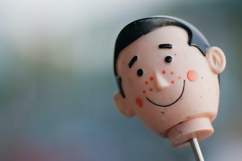 Man's Head Toy