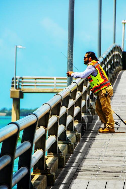 Základová fotografie zdarma na téma rybaření