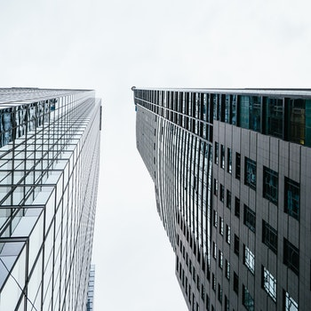 Free stock photo of buildings, glass, skyscrapers, architecture