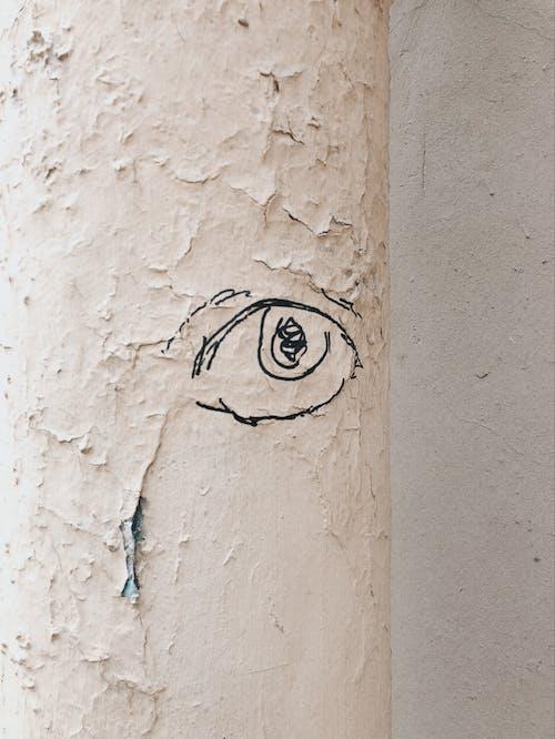 水泥, 灰色混凝土, 牆壁, 特寫 的 免費圖庫相片