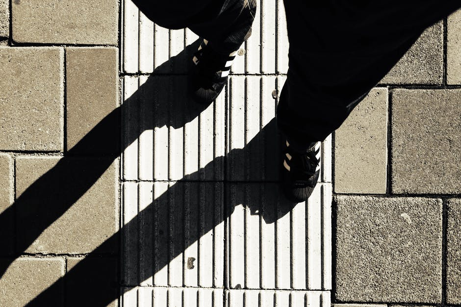 New free stock photo of street, pattern, shoes