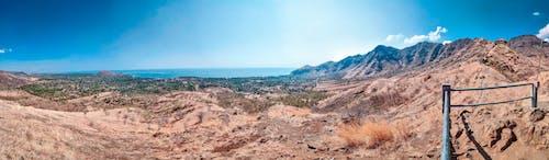 Kostenloses Stock Foto zu bali, berge, berggipfel, blauer himmel