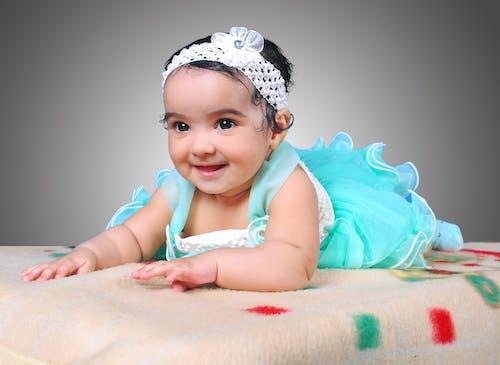 Kostnadsfri bild av bebis, indian baby, söt tjej