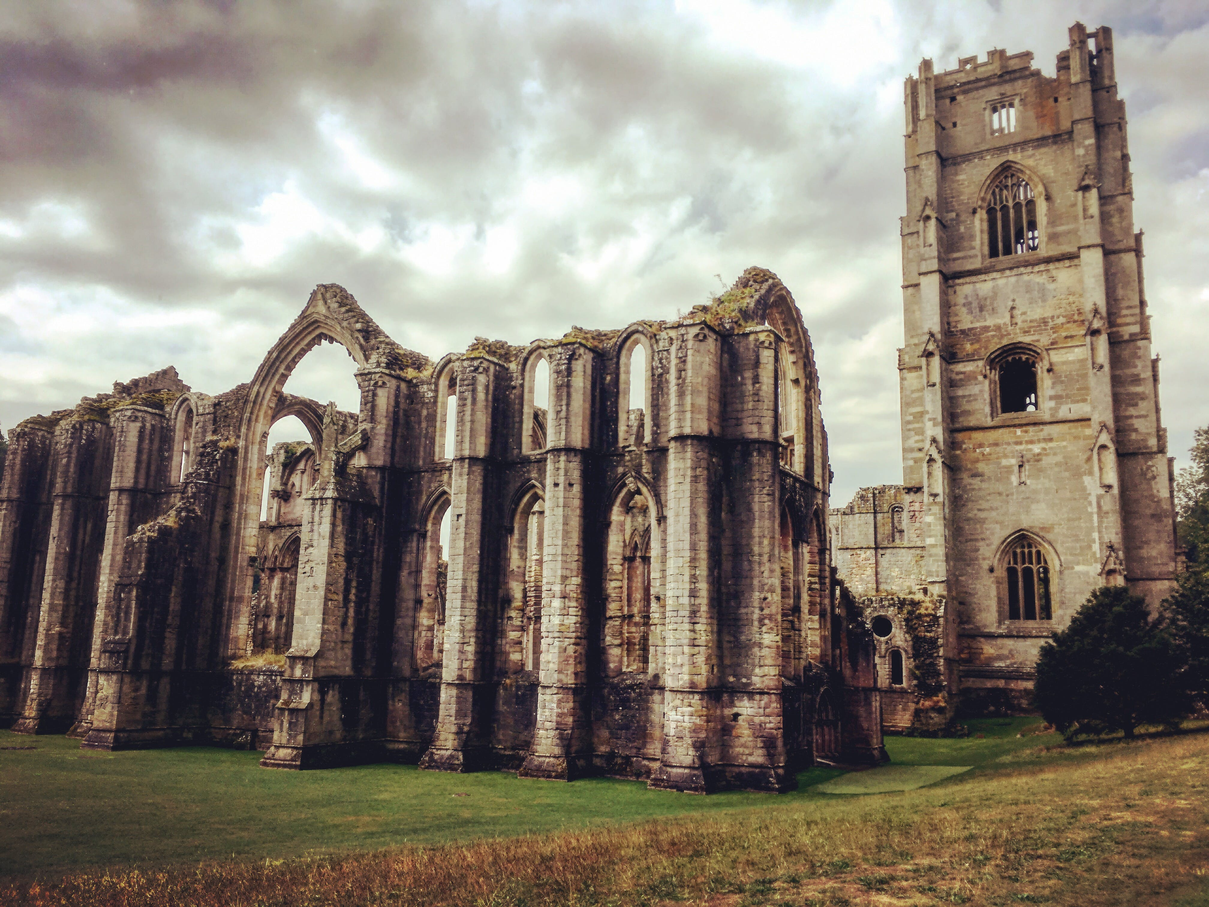 Free stock photo of abandoned building, abbey, atmospheric, church
